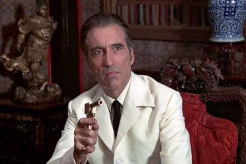 Villain: Francisco Scaramanga