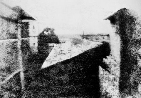 """View from the Window at Le Gras"""
