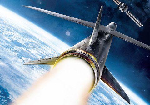 China anti satellite