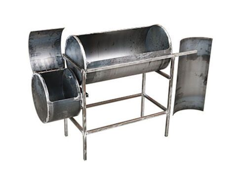 Stand Up Smoker Designs : How to build a smoker for your backyard diy bbq smoker plans