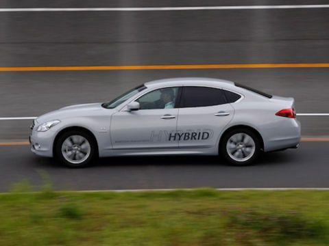 Infiniti M Hybrid