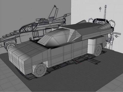 Build the Basic 3D Model