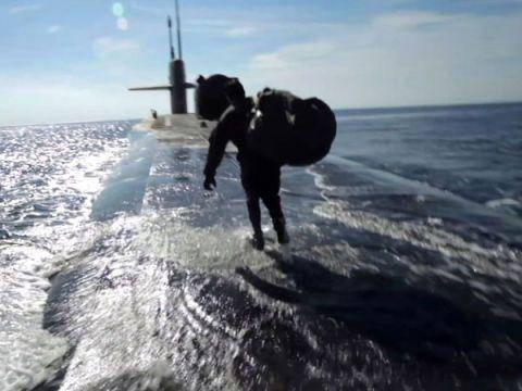 Underwater Delivery Vehicles