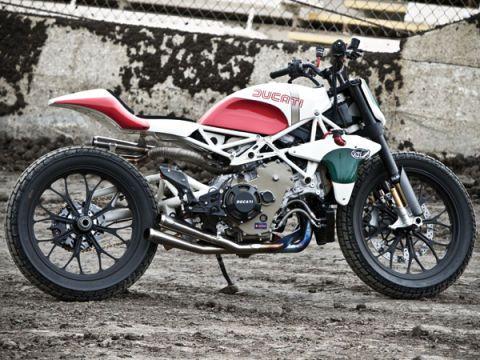 Roland Sands Design Ducati Desmosedici Tracker