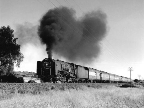 In Search of Steam: 12 of the World's Classic Trains