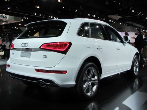 10 Meanest and Greenest Cars at the 2012 LA Auto Show