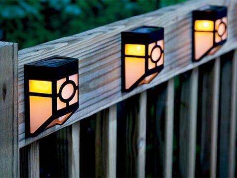 7 Ways to Bring Solar Lighting to Your Home