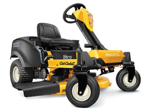 Cub Cadet RZT-S Zero Mower ($4500)
