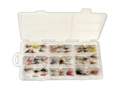 Silver Lake Fishing Flies