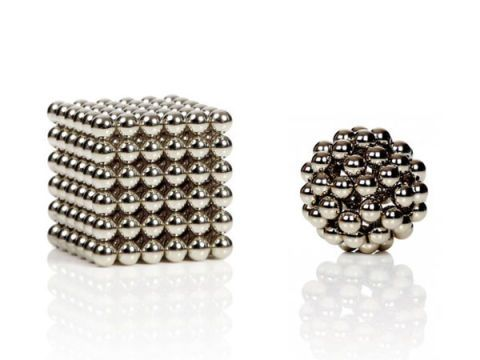 Buckyballs (and Buckycubes)