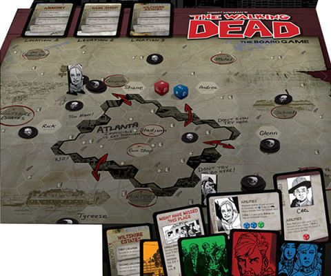 Robert Kirkman's The Walking Dead: The Board Game