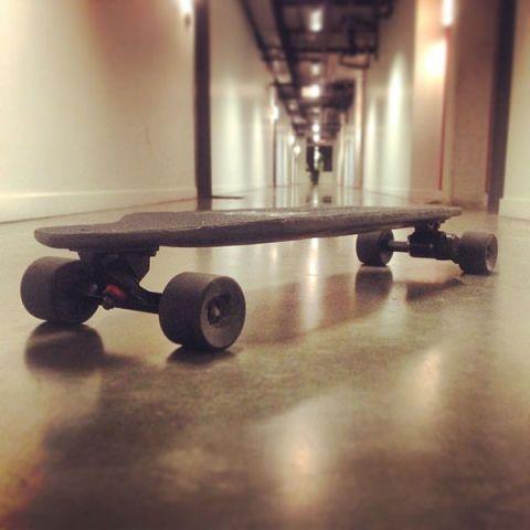 The Return of the E-Skateboard