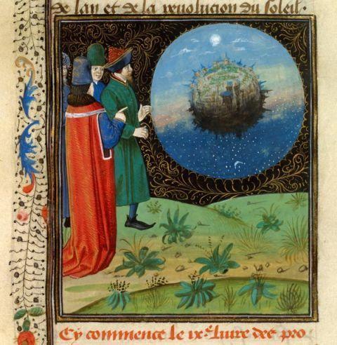 City Earth (1410-1500)