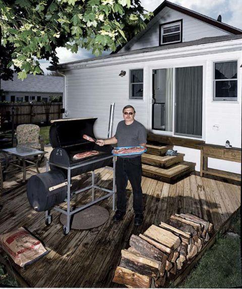 Step 11: Build Your Own Backyard Smoker