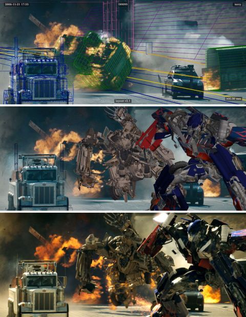 Transformers: The Best Special Effects Ever?