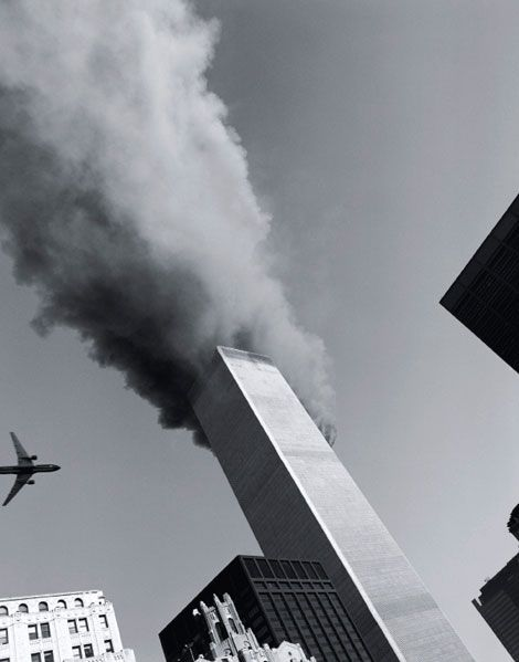 False Witness Conspiracy Theorists Claim This Photo Proves The 9 11 Attacks Were A US Military Operation Photograph By Rob Howard