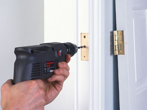 & Door Repair 101: How to Fix a Squeaky Door Hinge Gaps and More