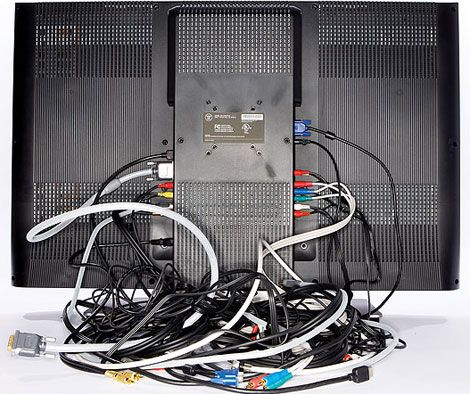 The Real Story of HDTV Standards—There Aren't Any: Buzzword Hdtv Wiring on