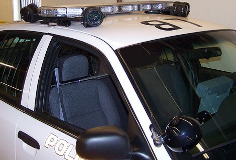 Top 5 Next Gen Cop Car Gadgets