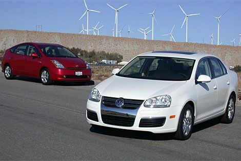 new vw jetta diesel tops prius in fuel-economy marathon test