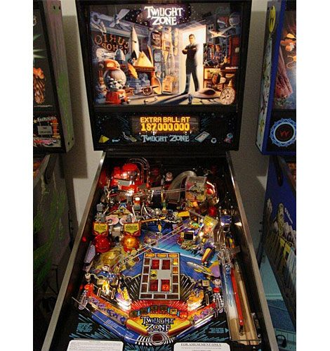 Top 8 Most Innovative Pinball Machines of All Time