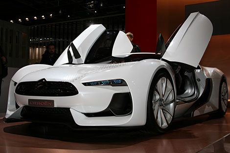 top 10 exotic and luxury cars from the 2008 paris motor show. Black Bedroom Furniture Sets. Home Design Ideas