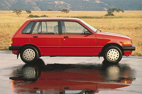 5 Top Retro Eco-Supercars: Best Fuel Sippers of the Past 34