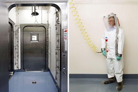 Virus Hunters: Inside Maryland's Biosafety Level 4 Lab