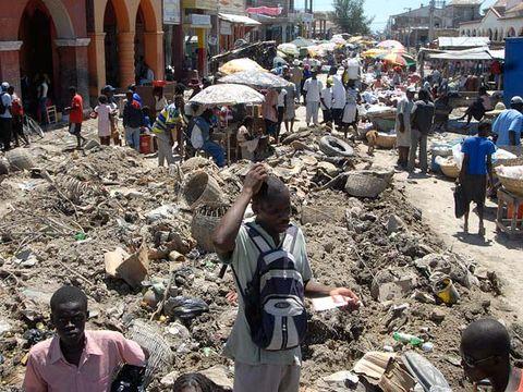 Haiti's Perfect Storms
