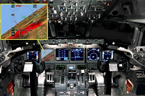 Airplane Safety Technology - Advances for Cockpits, Plains & Airports