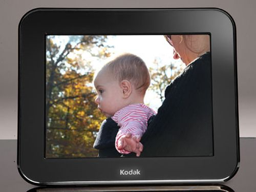 22 Top Products At Ces 2010 Kodak Pulse Digital Frame