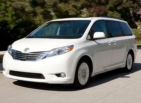 2011 Toyota Sienna Test Drive Minivan Reinvented