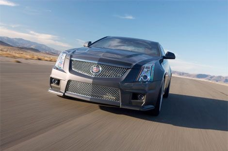 What Does Cts Stand For >> 2011 Cadillac Cts V Coupe Boasts Awe Inspiring Powerplant