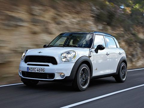 2017 Mini Countryman Cooper S Test Drive