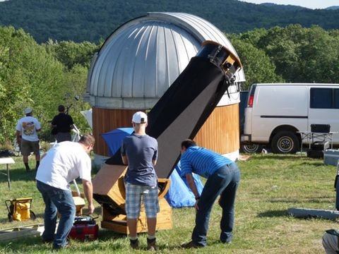 The Shed Observatory
