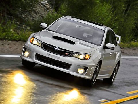 2011 wrx sedan specs