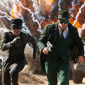 Q&A With Seth Rogen - The Green Hornet Movie Interview