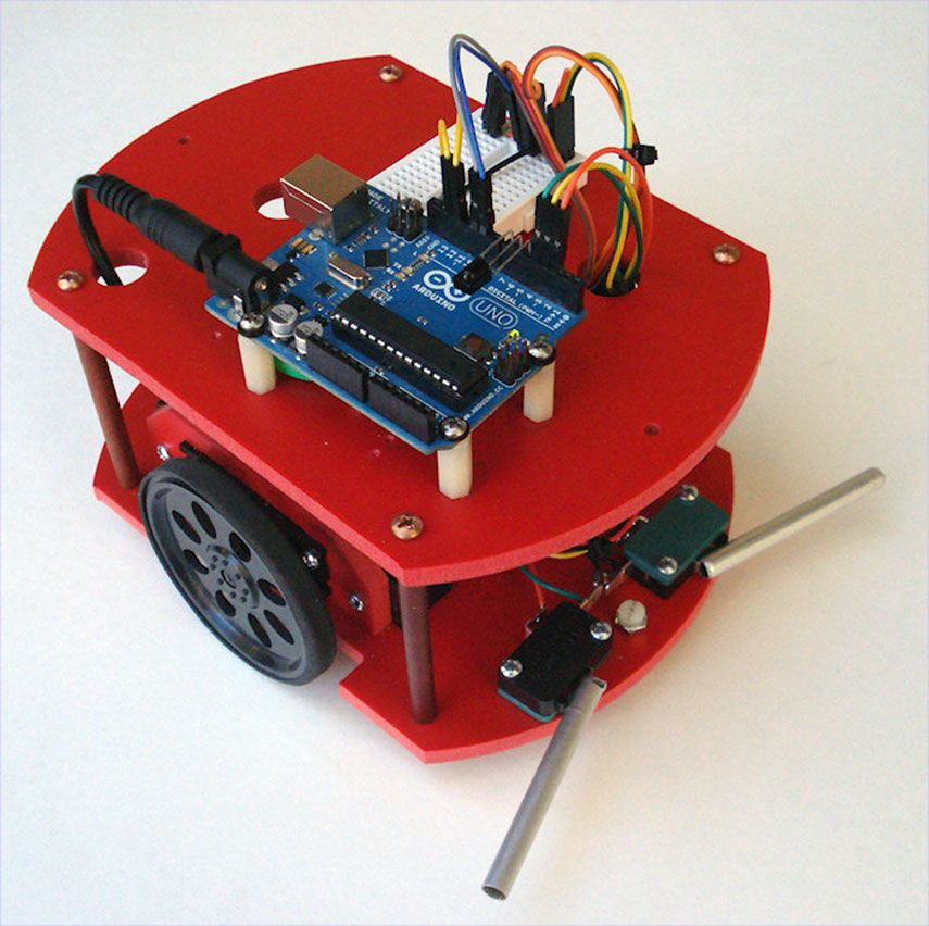 Build Your First Robot - With Plans and