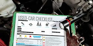 How To Buy A Used Car Without Getting Burned Pm S 101 Point Checklist