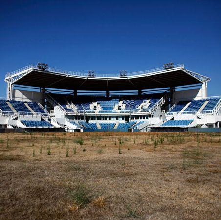 helliniko olympic softball stadium