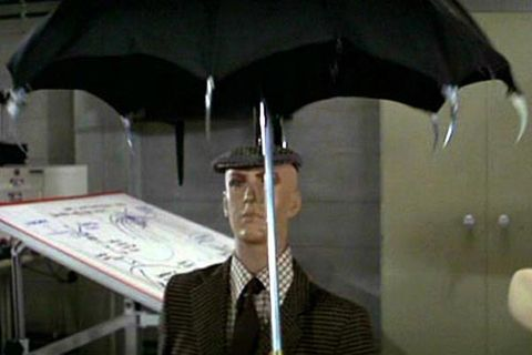 23. Spike Umbrella, <em>For Your Eyes Only</em> (1981)