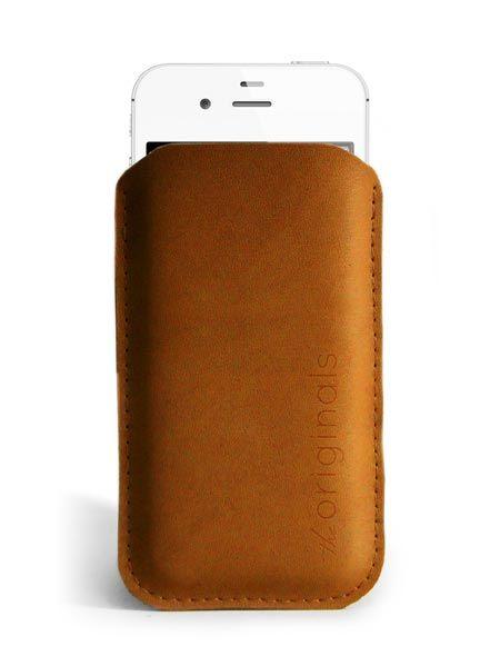 Mujjo iPhone sleeve, $46