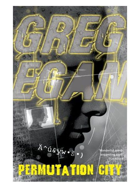 Greg Egan,<i> Permutation City</i>
