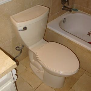 How To Replace Your Toilet Install A New Toilet