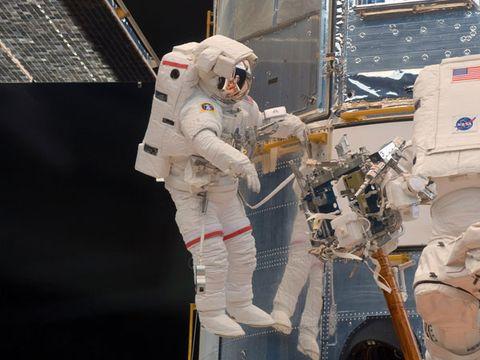 10. Hubble Repair