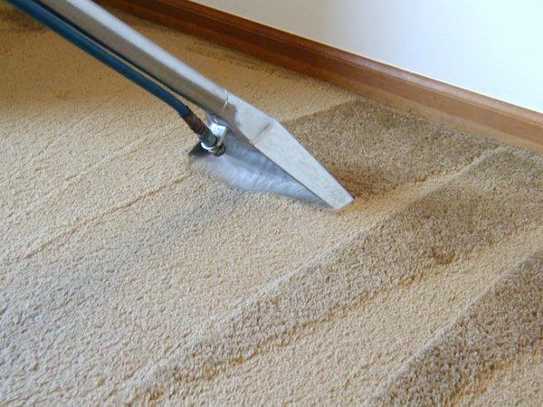 How do i clean carpets