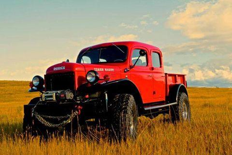 1946 1968 Dodge Wagon
