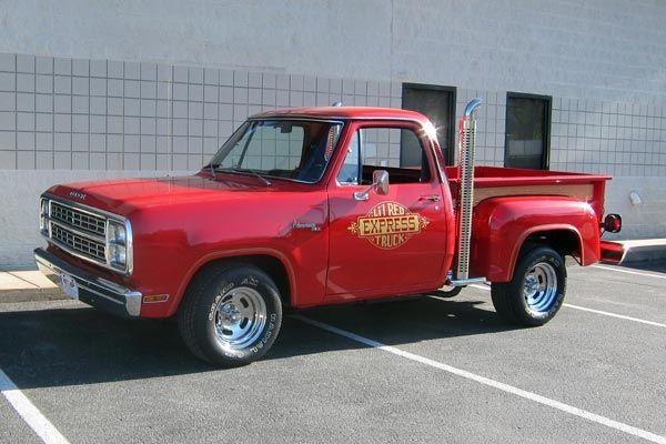 rare chevrolet trucks