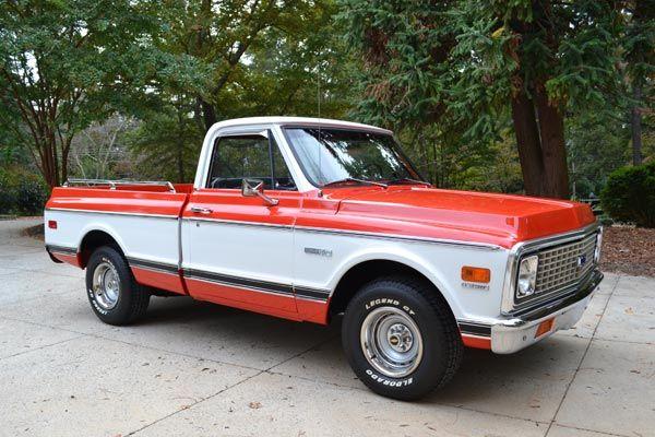 1970s pickup trucks