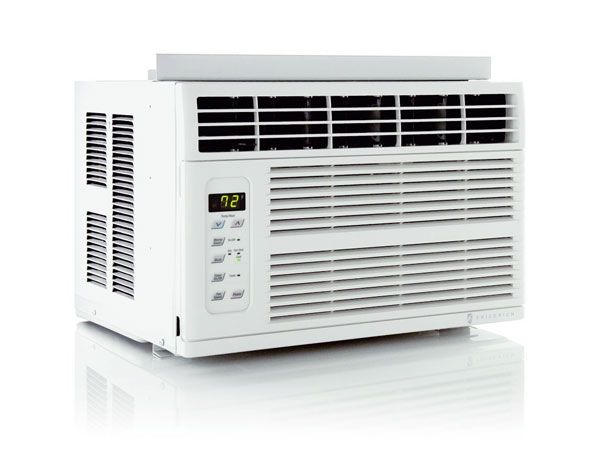 Window-Mounted Room AC Units
